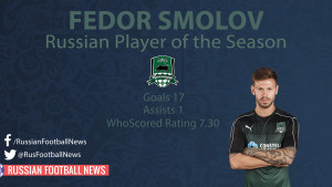 Russian Player of the Season