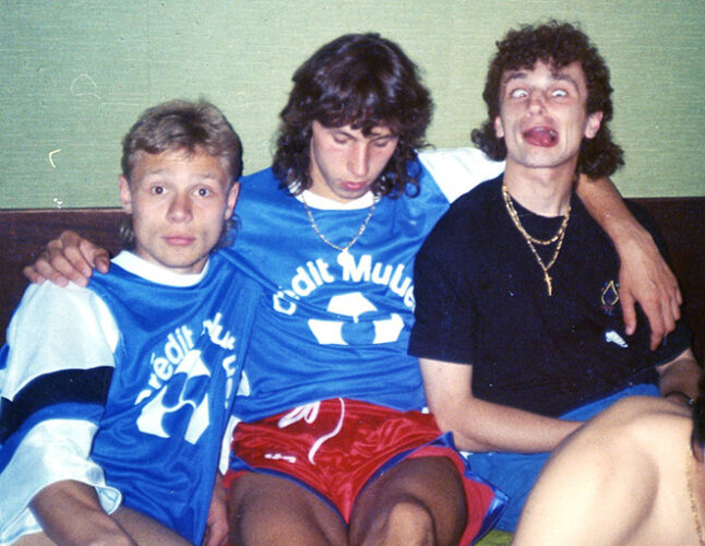 Karpin, Mostovoi and Shalimov back in days with Spartak Moscow