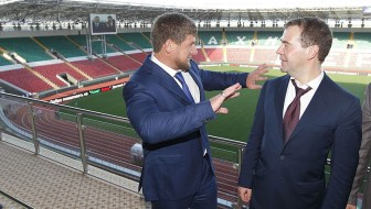 Akhmat Grozny – Three Name Changes, Two War's and One Crazy Owner