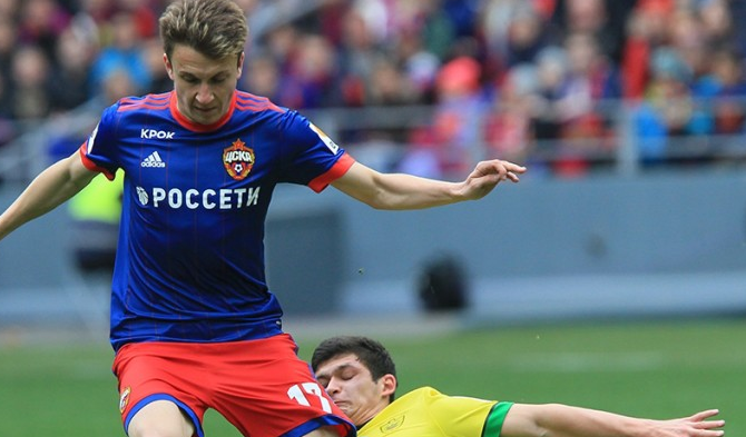 Photo from: fc-cska.com