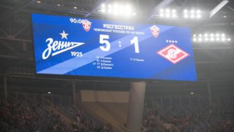Teams that thrashed incumbent Soviet/Russian champions