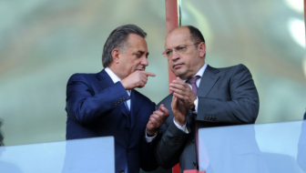 Sergei Pryadkin: Just who is Mutko 2.0?